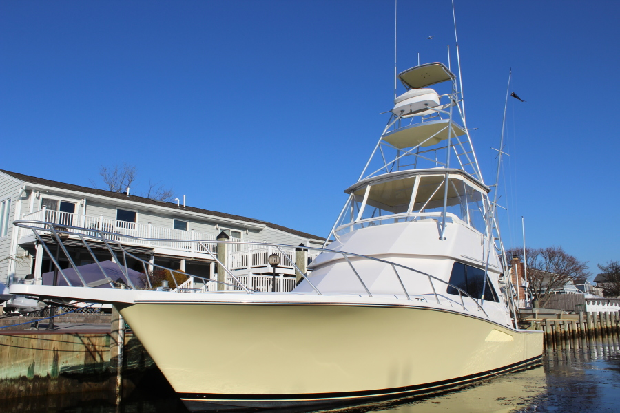 photo of 43' Viking 43 Convertible 2001