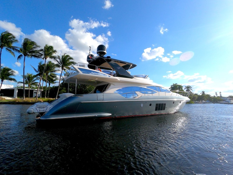 Azimut-70 Flybridge 2012-BT 2 Fort Lauderdale-Florida-United States-1274971-featured