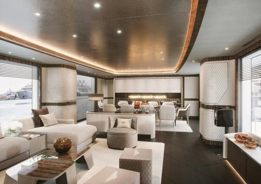G 380 yacht for sale