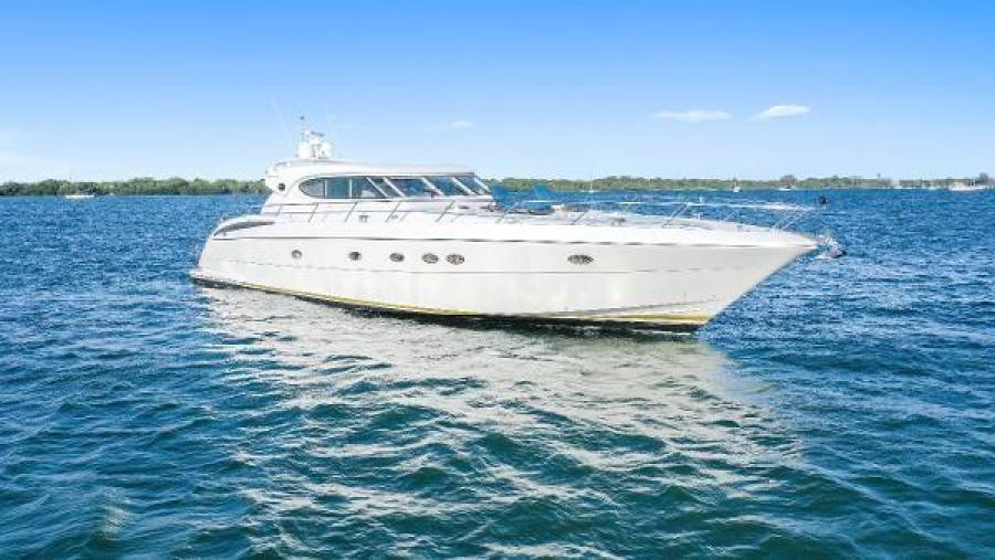 Millennium Super Yachts 2001-Millennium Super Yacht Palmetto-Florida-United States-1274025-featured