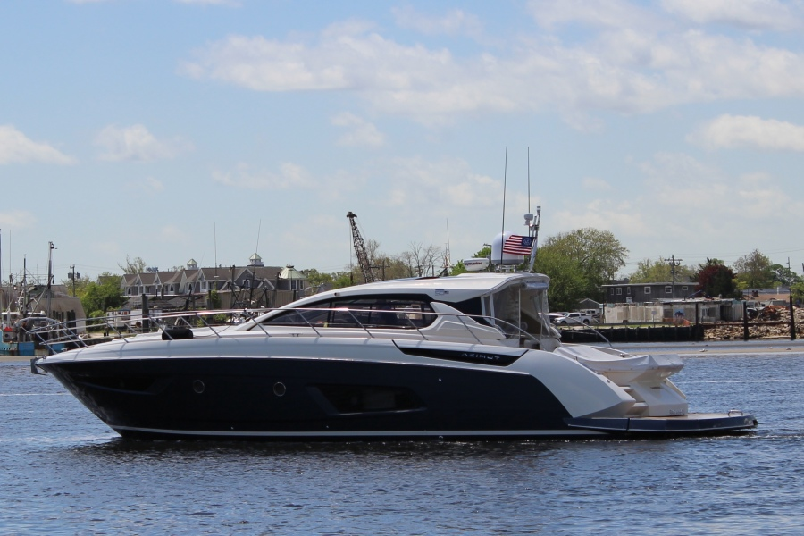 Azimut-50 ATLANTIS 2015 -Point Pleasant-New Jersey-United States-Port Side-1276360-featured