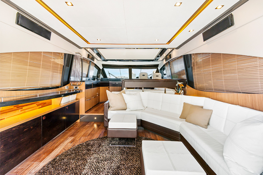 SOUTHERN OFFICE yacht for sale