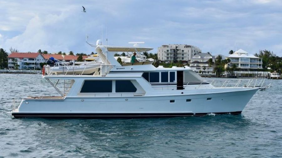 Offshore Yachts-Pilot House 2000-Six C One II Nassau-Bahamas-1275651-featured