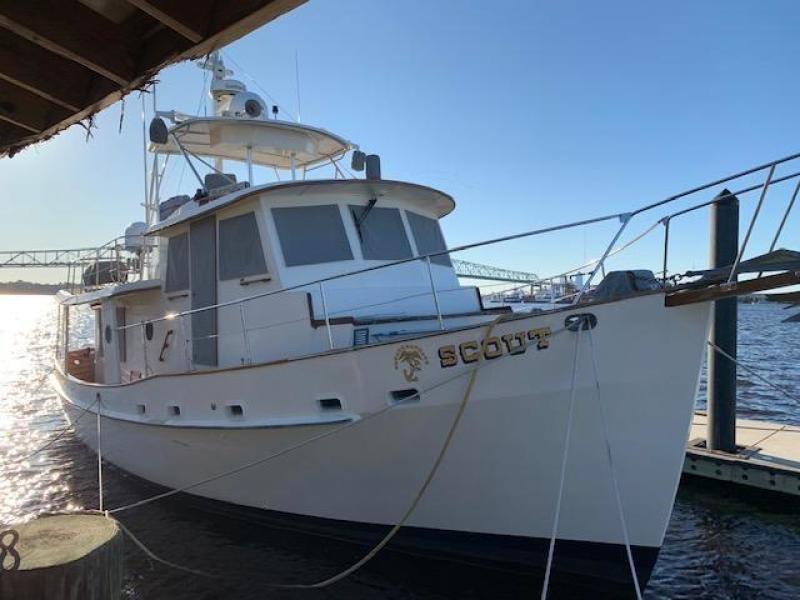 Photo of 42' Kadey-Krogen 42 Trawler 1982