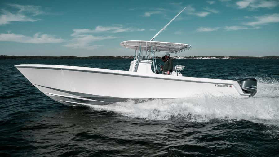 photo of 35' Contender 35 ST 2016