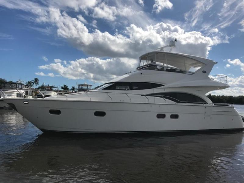 Marquis-Flybridge 2005-SILVER LINING Montego Bay-Jamaica-1277724-featured