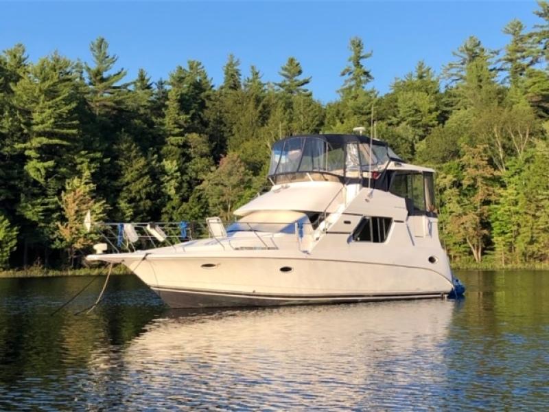 photo of 35' Silverton 352 Motor Yacht 2000