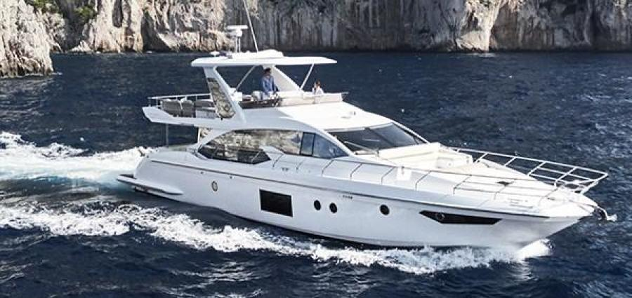 photo of 66' Azimut Flybridge 2020