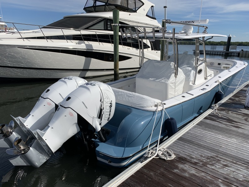 Photo of 33' Mag Bay 33 Center Console 2019