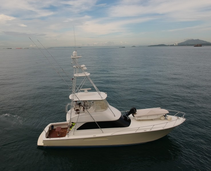 Viking-Convertible Sportfish 2008-PAL AGUA Panama-1282949-featured