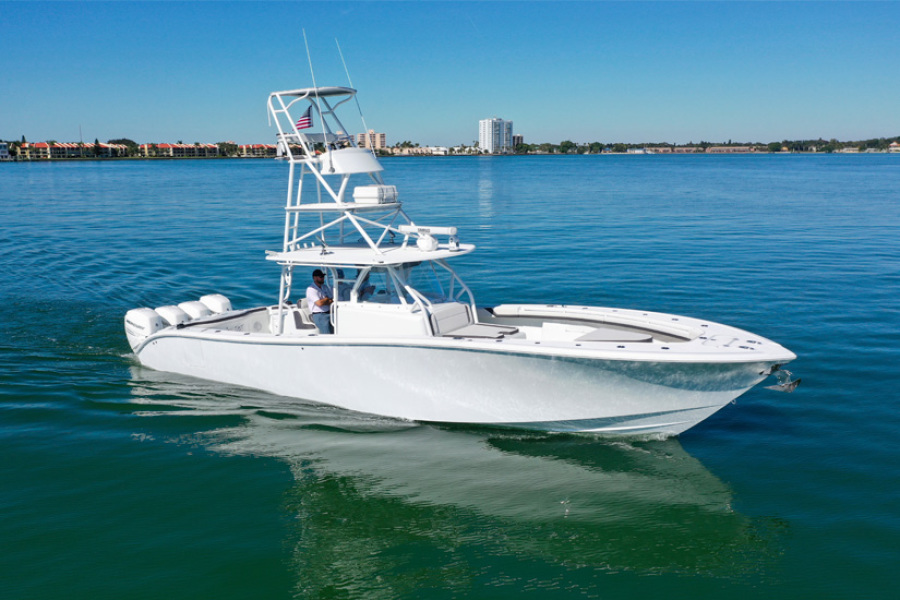Photo of 42' Yellowfin 42 Center Console 2016