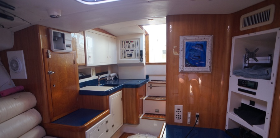 Cabin From Bow