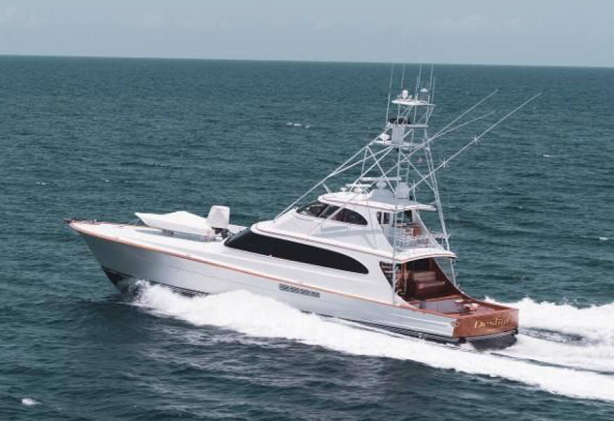 Photo of 86' Merritt Sportfish 2011