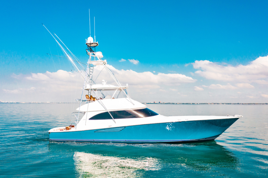 Photo of 66' Viking 66 Convertible 2015