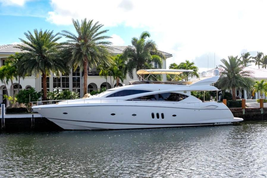 Photo of 75' Sunseeker Flybridge 2005