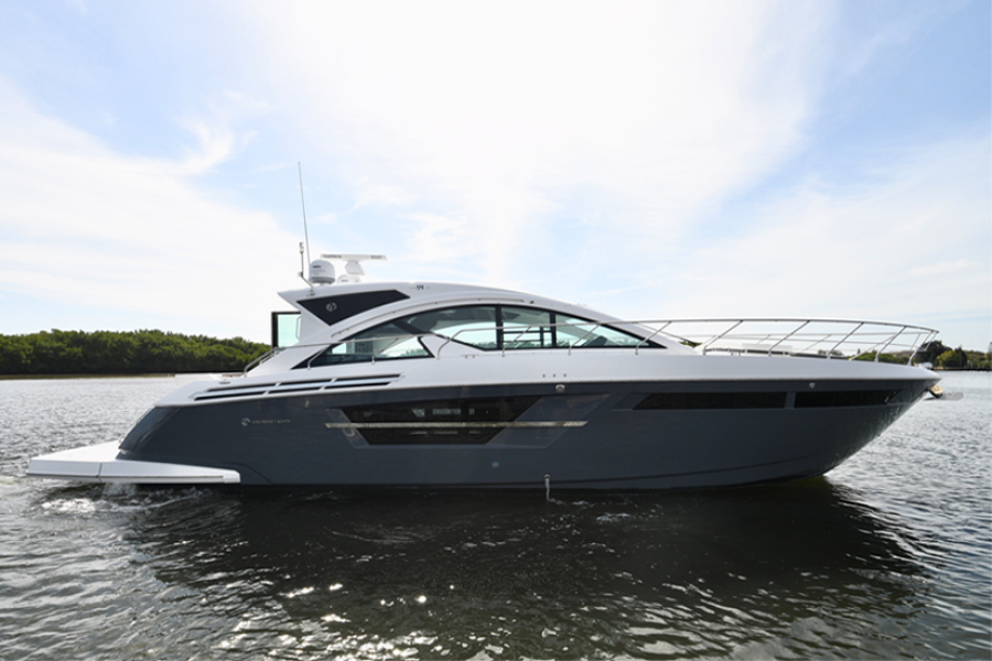 Photo of 54' Cruisers 54 Cantius 2018