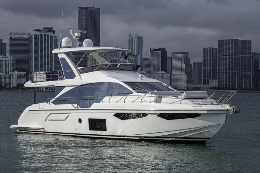 photo of 60' Azimut 60 Flybridge 2019