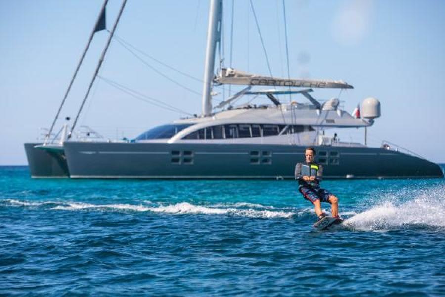 photo of 95' Catamaran Blue Coast Yachts 2011