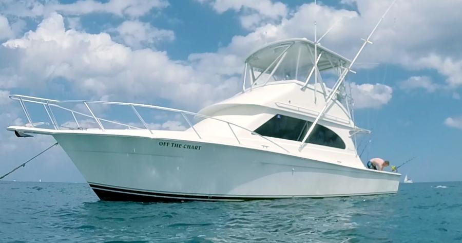 Egg Harbor-37 SportYacht 2004-OFF THE CHART Fort Lauderdale-Florida-United States-1292656-featured