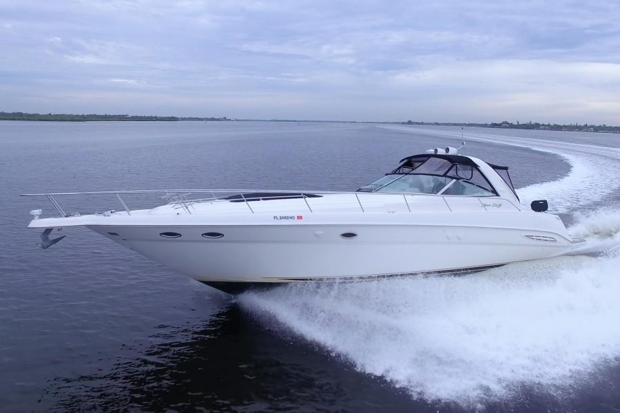 photo of 46' Sea Ray 460 Sundancer 2000
