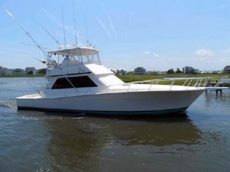 photo of 50' Viking Convertible 1993