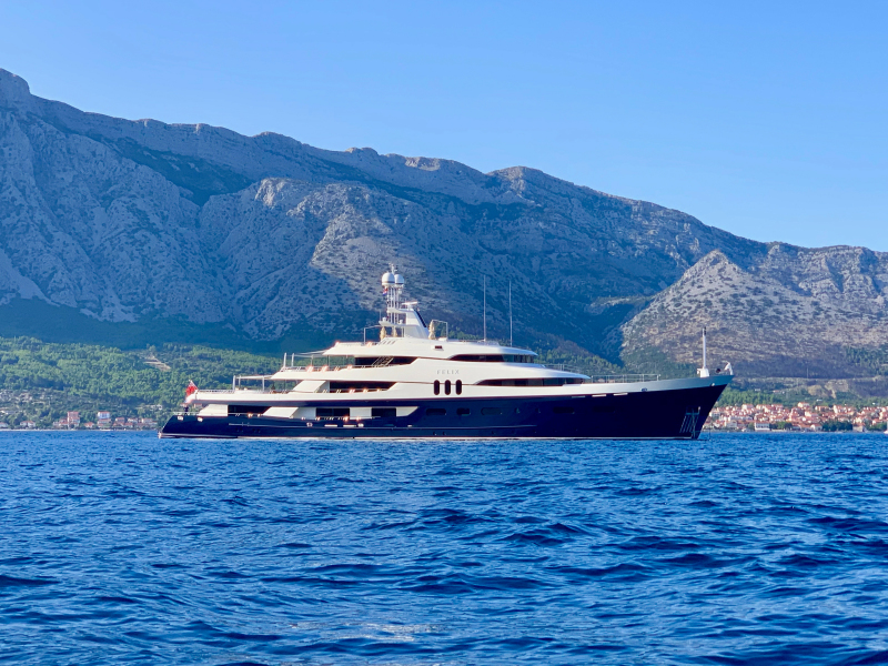 photo of 230' Custom Jadewerft 2007