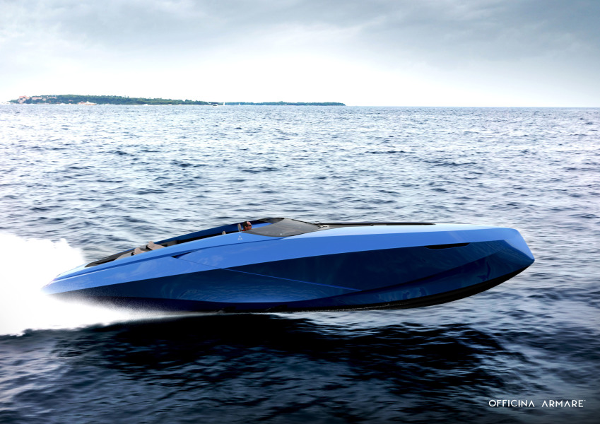 A43 yacht for sale