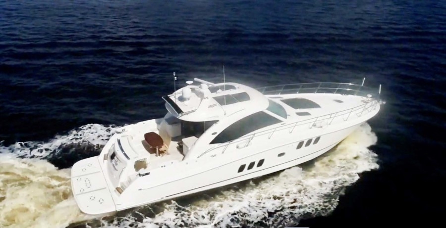 Photo of 61' Sea Ray Sundancer 610 2012