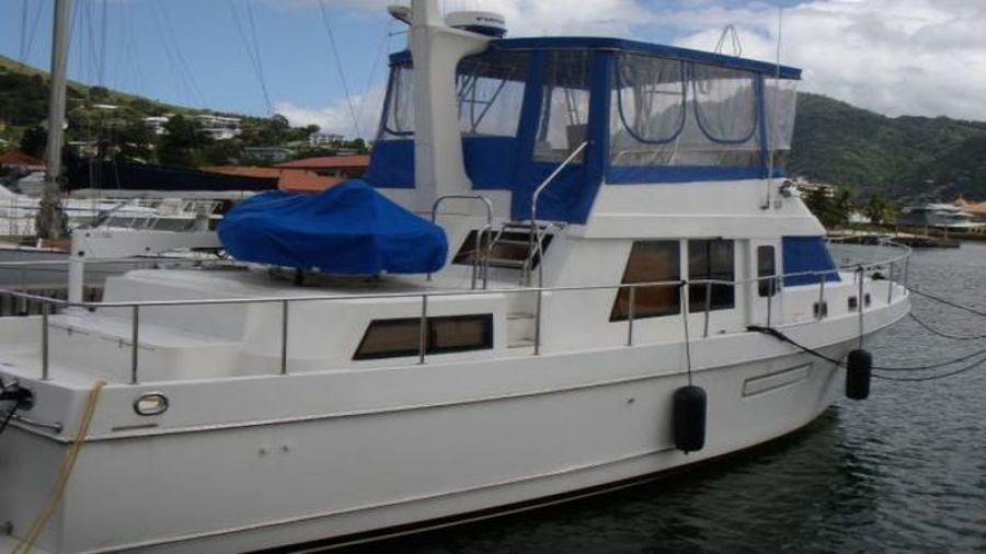 Ocean Alexander-Motor 2005-Kismet Cruising-Trinidad and Tobago-1301211-featured