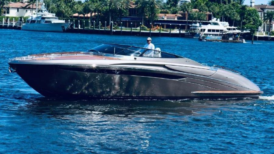 Photo of 44' Riva Rivarama 2006