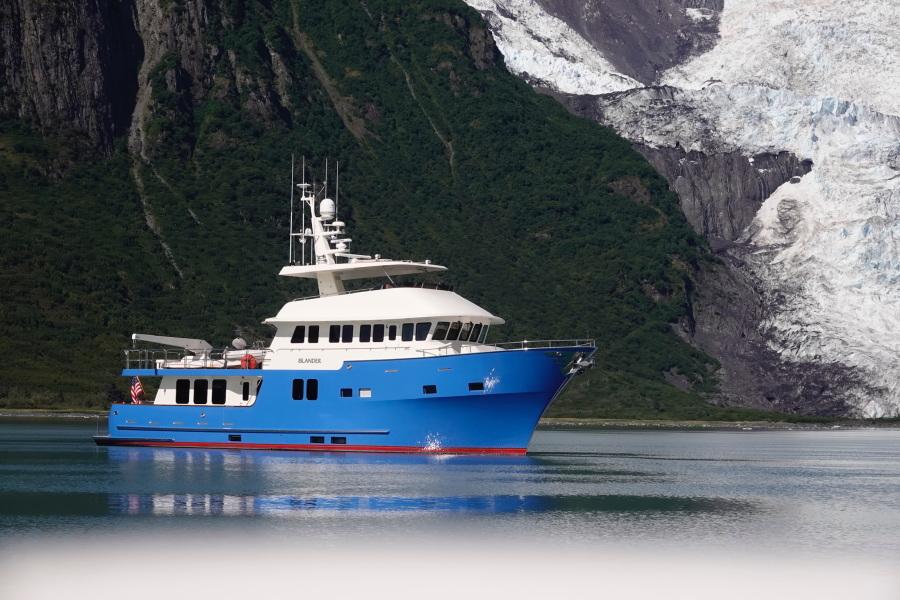 photo of 84' Northern Marine Long Range Cruiser 2006