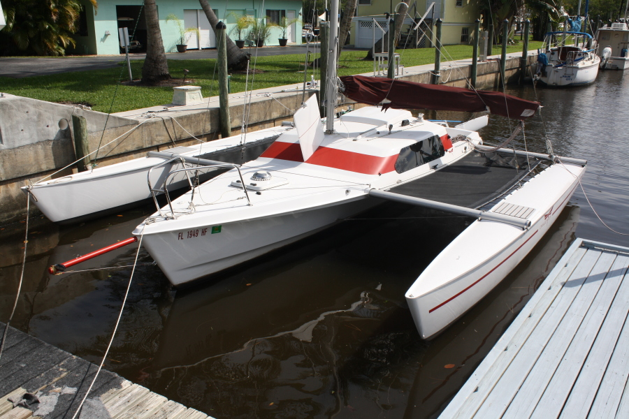 Photo of 25' Dragonfly 25 1984
