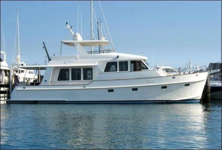 Photo of 59' Grand Banks 59 Aleutian RP 2007