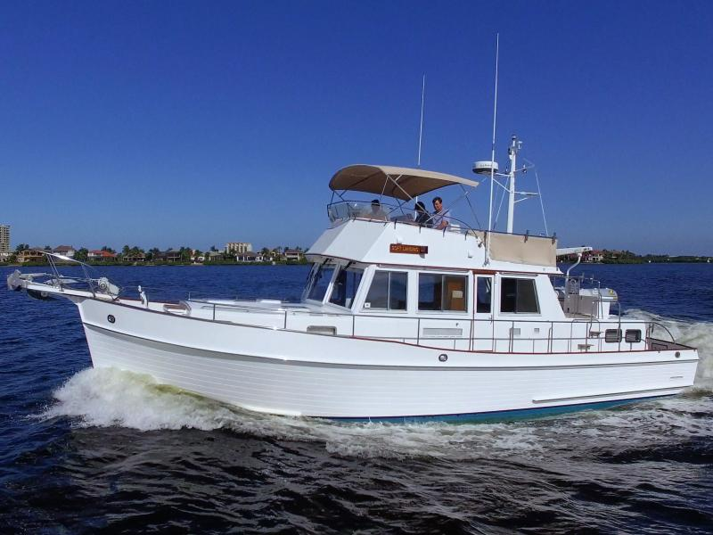 photo of 46' Grand Banks 46 Classic 2002