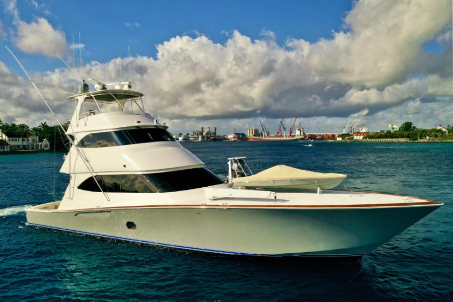 Viking-76 Convertible 2010-High Cotton Palm Beach-Florida-United States-2010 76 Viking Convertible High Cotton Profile-1317876-featured
