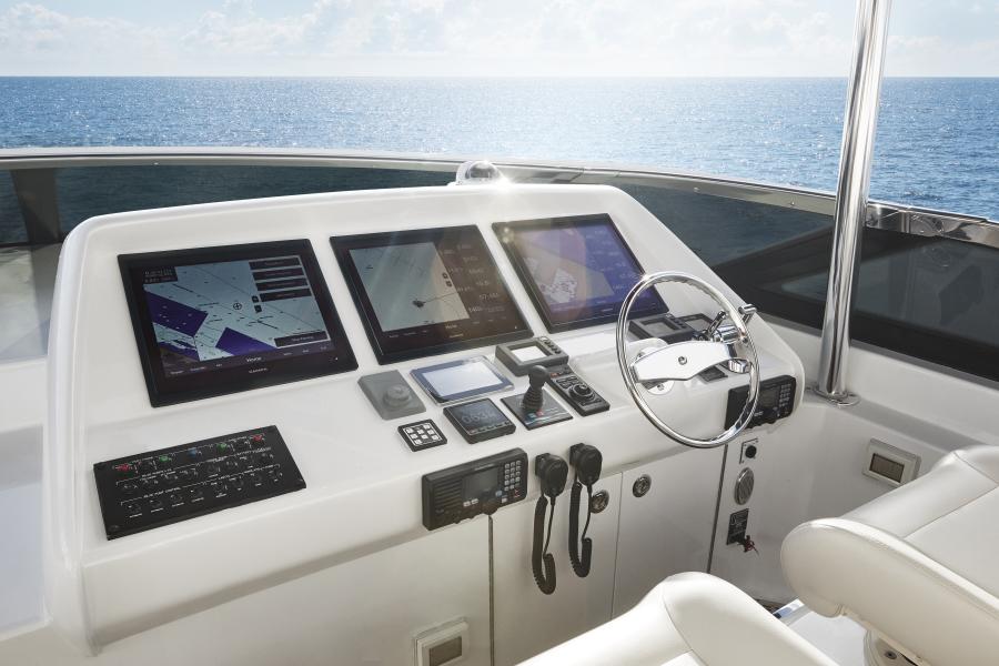 M75 PANACERA yacht for sale