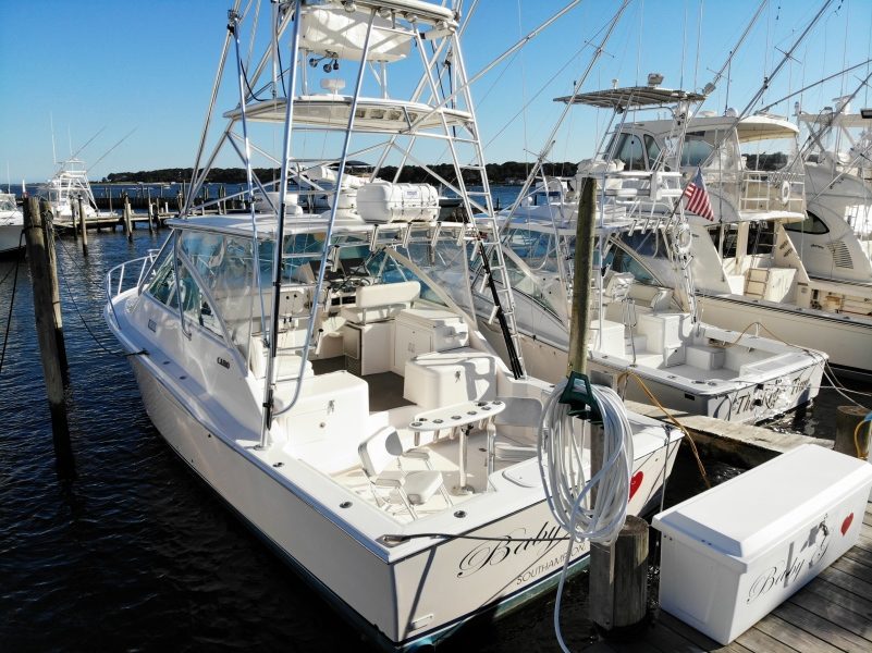 photo of 35' Cabo 35 Express 2003