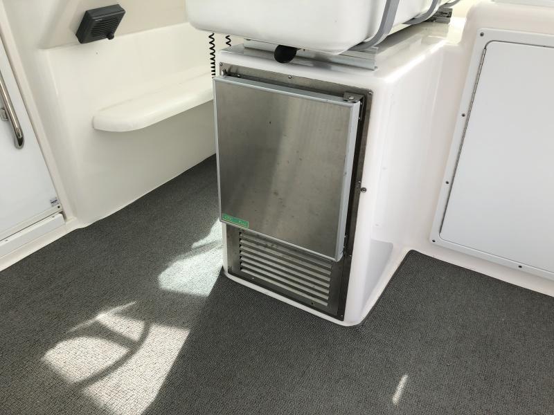 Freezer Under Helm Seating