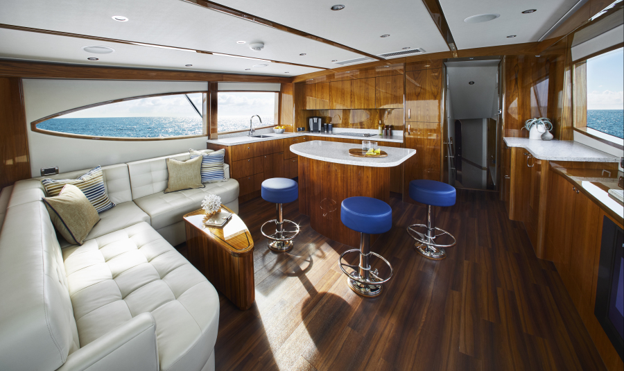 GT59 yacht for sale