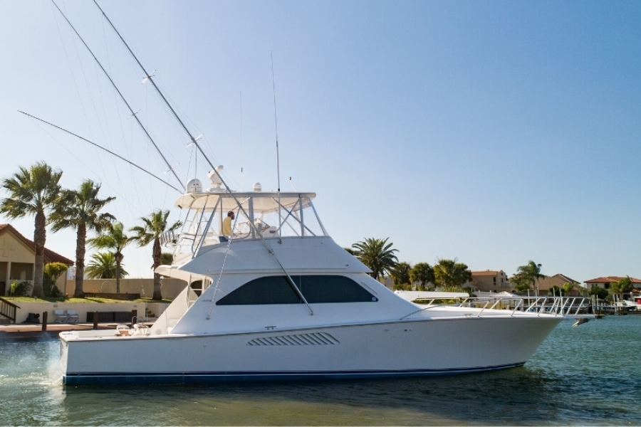 photo of 52' Viking 52 Convertible 2005