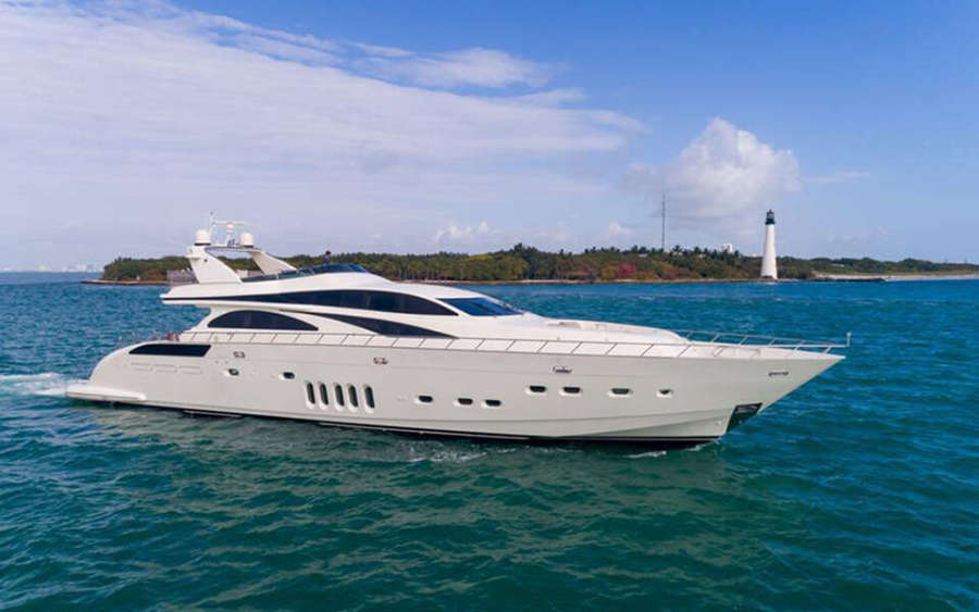Photo of 105' Arno Leopard 32M 2005