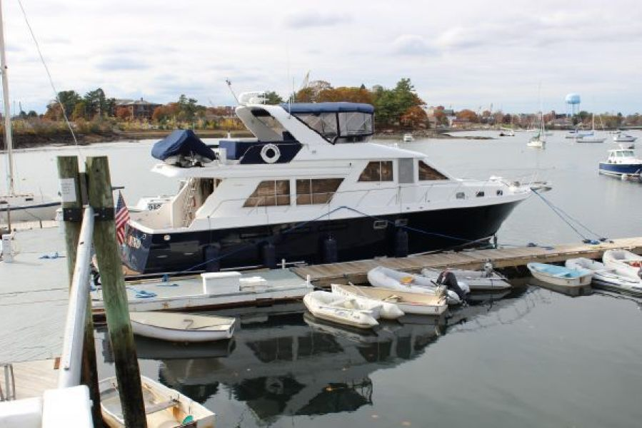 Ocean Alexander-548 Pilothouse 2000 -Cape Charles-Virginia-United States-1318906-featured