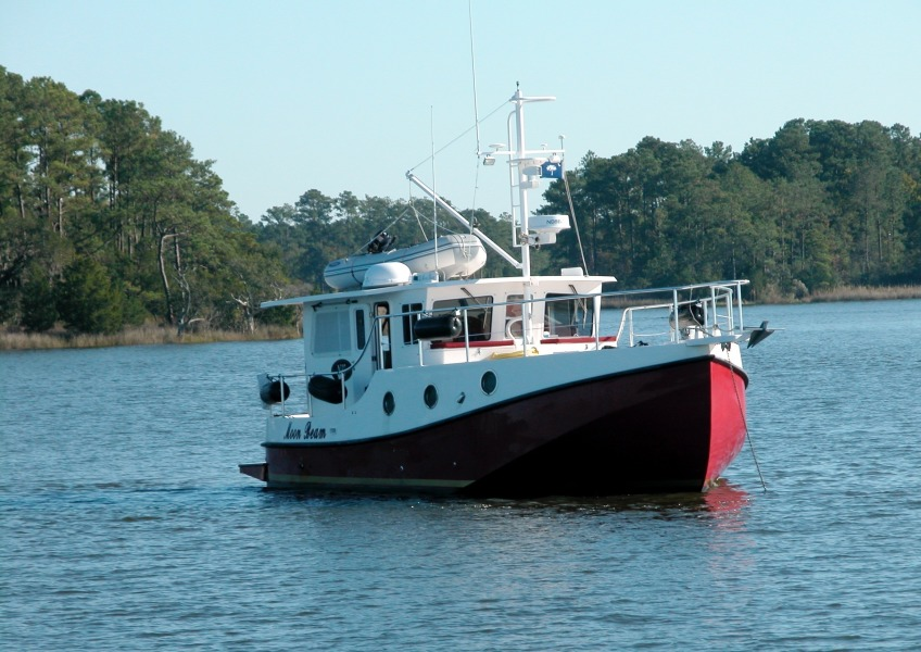Photo of 37' Great Harbour N37 2007