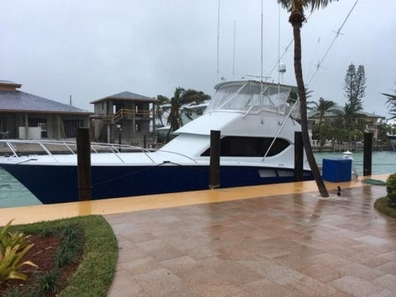 Hatteras-50 Flybridge 2000-Mad Hatter Key Colony-Florida-United States-1319835-featured