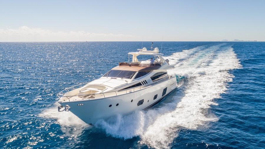 photo of 80' Ferretti Yachts 800 2016