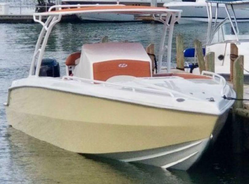 photo of 36' Carrera Boats 2005