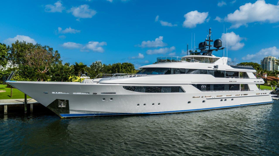 photo of 164' Westport 50-Meter 2009