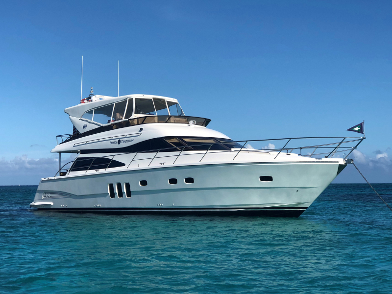 Neptunus-62 Flybridge 2008-FAMILY TRADITION Charleston-South Carolina-United States-1460052-featured