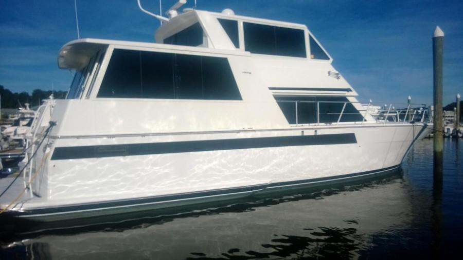 photo of 54' Viking 54 Sport Yacht 1995