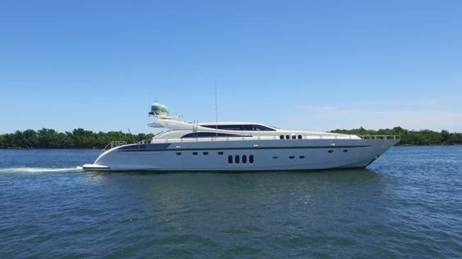 Leopard-Motor Yacht 2008-34M Leopard Fort Lauderdale-Florida-United States-34m Leopard-1579177-featured